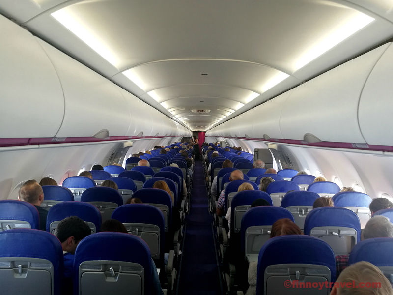 Review Wizz Air A Reliable Airline Or A Purple Spark Finnoy Travel
