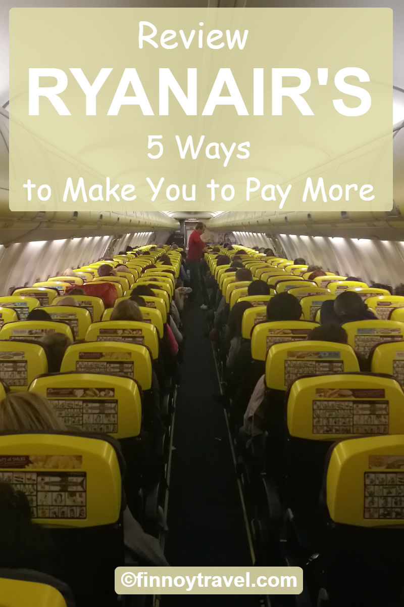 Ryanair review Pinterest