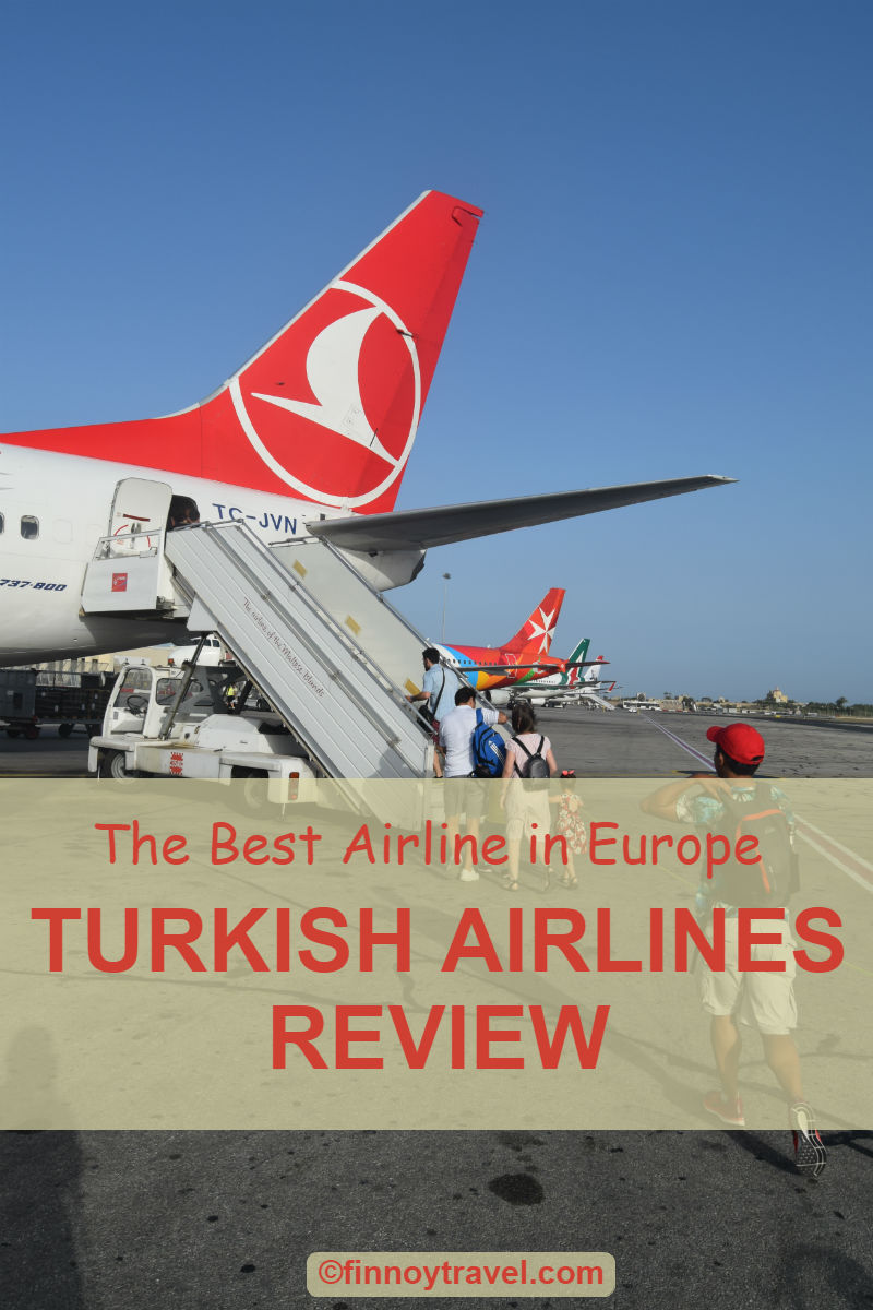 Turkish Airlines review Pinterest