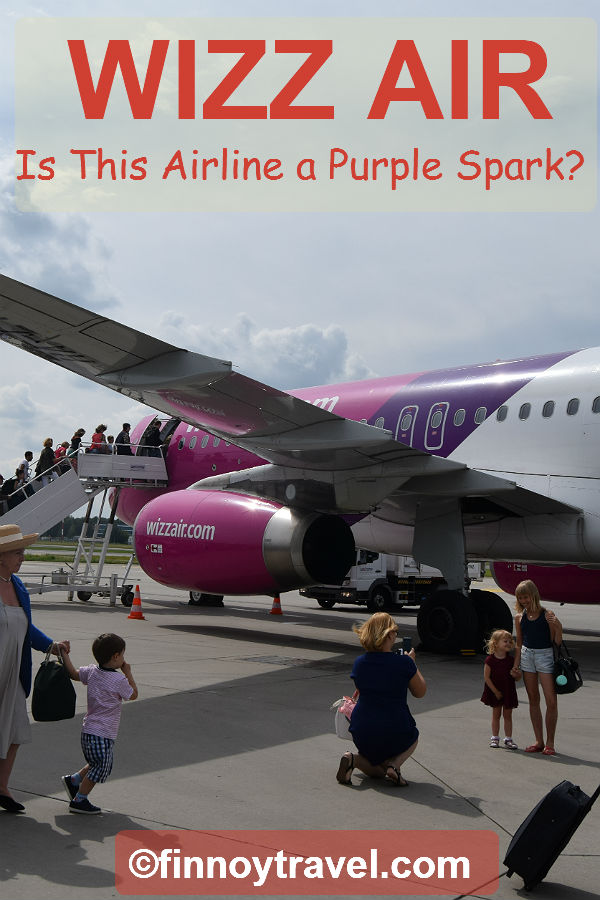 Wizz Air Review Pinterest