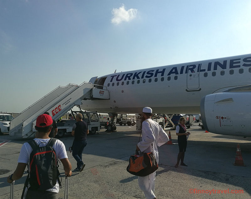 8e2e043dcf Turkish Airlines Review  The Best Airline In Europe - Finnoy Travel
