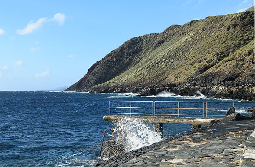 Scenery from El Hierro